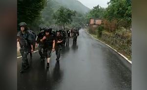 武警北京总队训练:7天6夜不间断作战