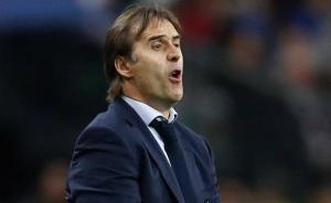 皇马选定新帅!西班牙队主帅洛佩特吉世界杯后上任