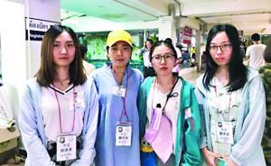 对话|中国医学生放弃旅游到普吉医院担任志愿者:更多是陪伴