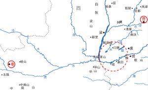 """春秋新说︱晋文公夺权大业的""""敌后第二战场"""""""
