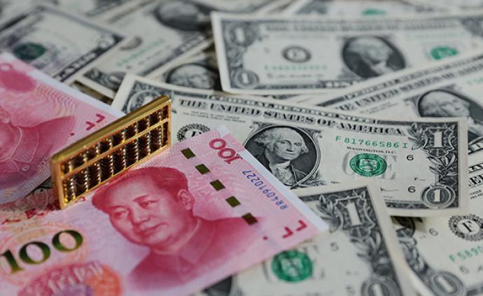 """人民币中间价""""五连跌""""报6.8649,创年内最低值"""