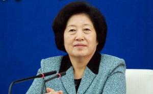 孙春兰兼任中央统战部部长,令计划被免职