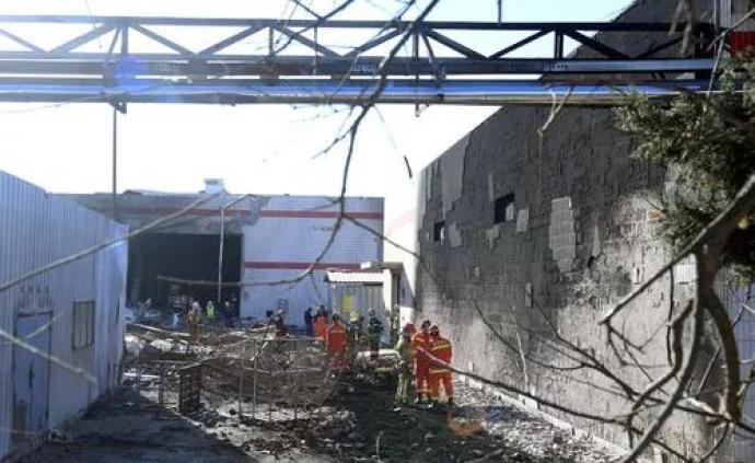顺义食品厂爆炸事故发生后,北京全市开展安全生产隐患大排查