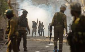 缅甸政府:民地武与政府军交火1死6伤,交火到中午仍未结束